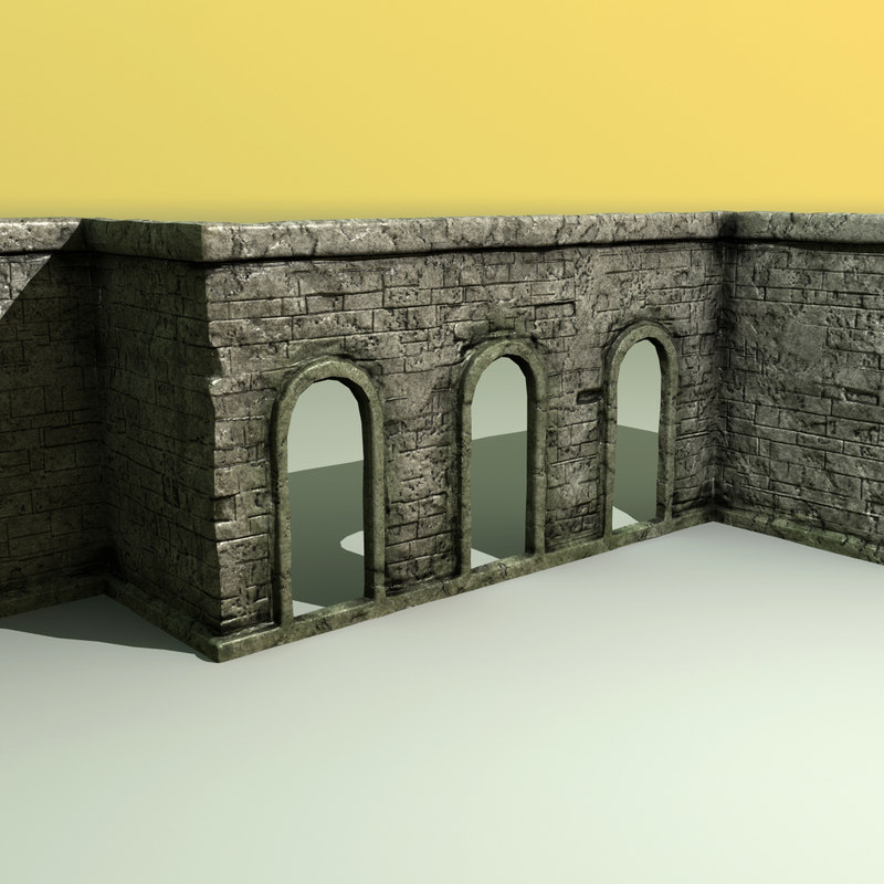 Medieval Stone Archs