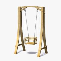 swing 3D models