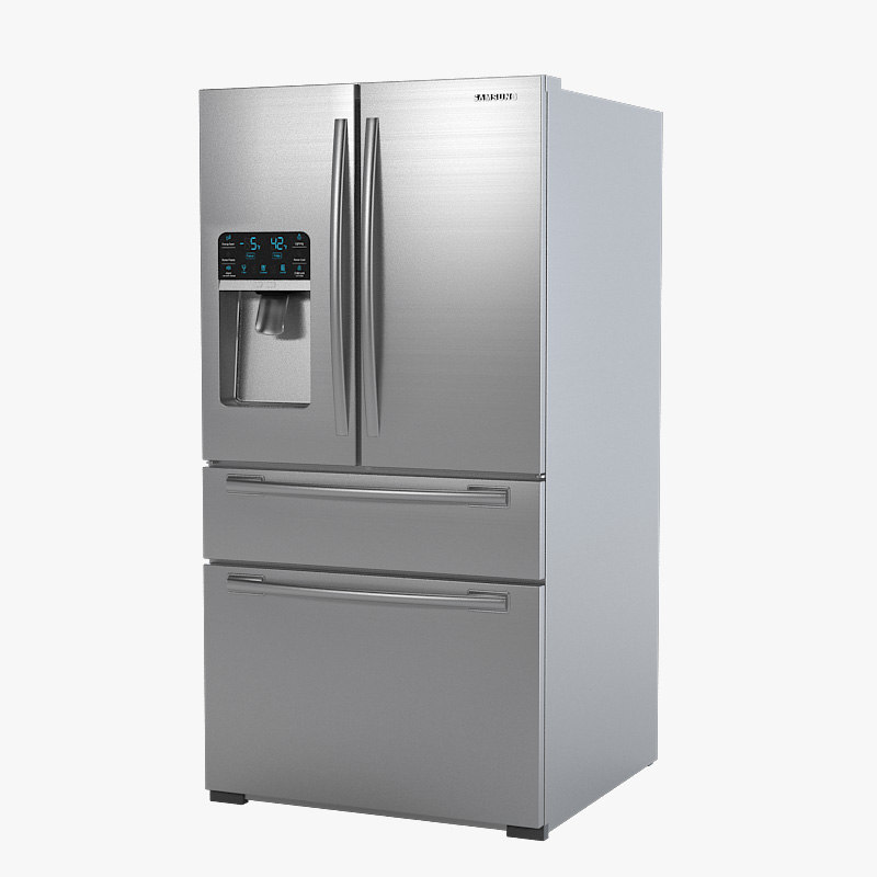 a samsung side by side rf4287ha refrigerator french door steel modern contemporary ice generator_0001.jpg