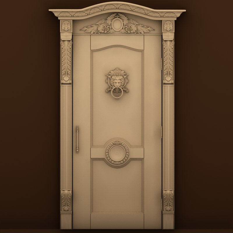 Lion head external door_00.jpg