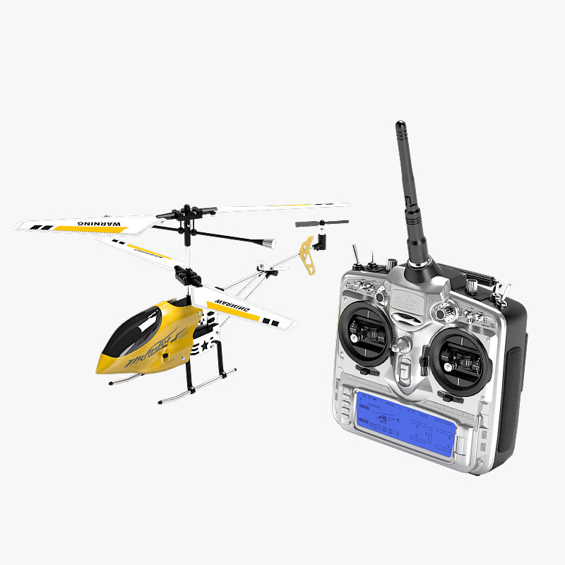 a Toy Helicopter Transmitter JR-12x DSM flight computer radio control system RC spectrum  receiver technology ir plane helicopter control game toy professional.jpg