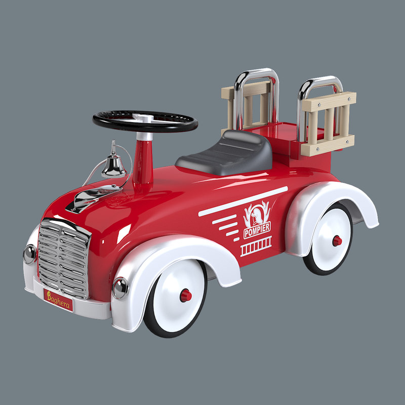 b Fire Toy Car Speedster Pompier Truck Game vintage retro old race french0001.jpg