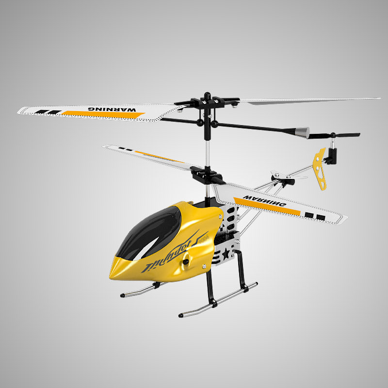 bToy Rc Helicopter Remote Control kid children game play flying.jpg