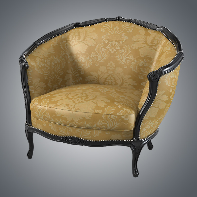 b Moissonier style Marquise Gondola chair beech classic provence victorial baroque0001.jpg