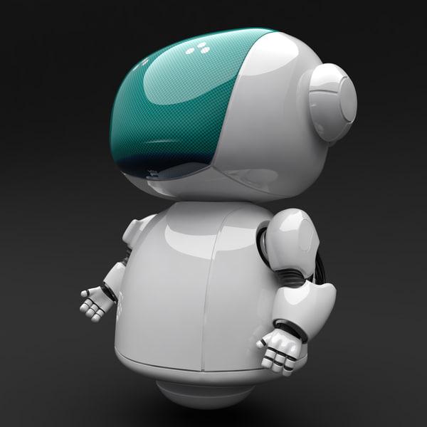 Robot xs2011 3D Models