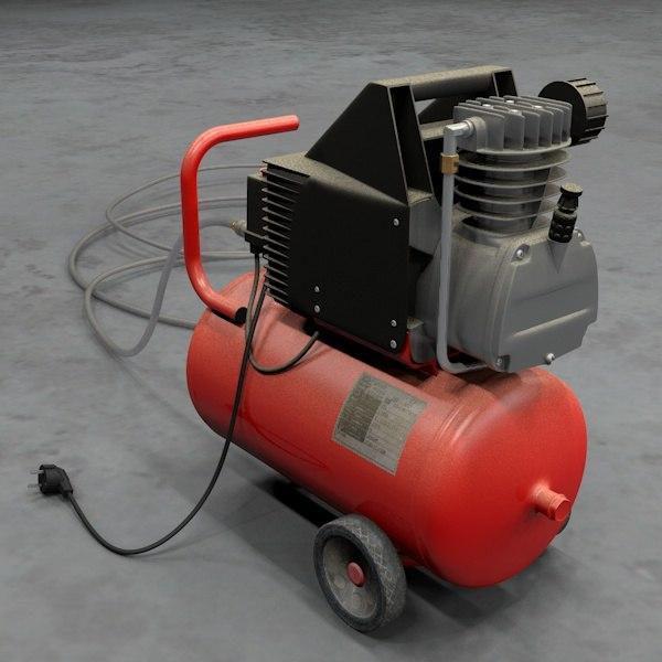 Compressor 3D Models