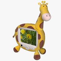 Childrens Television 3D models
