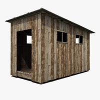 woodshed 3D models
