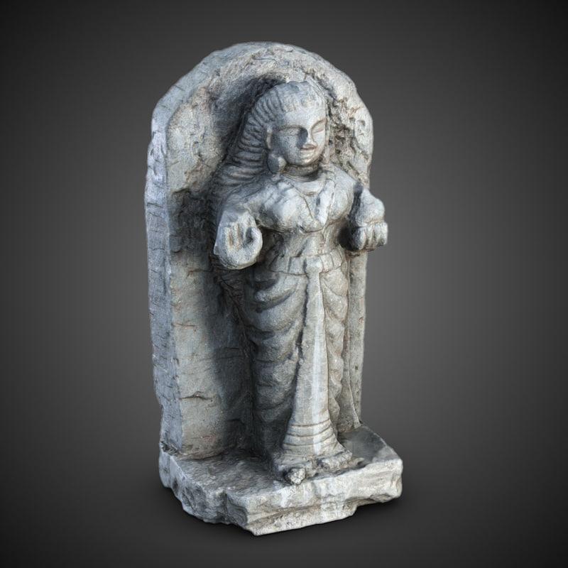 IndianSculptureGirl_CheckMateDark-1.jpg