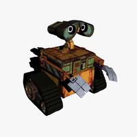pixar 3D models