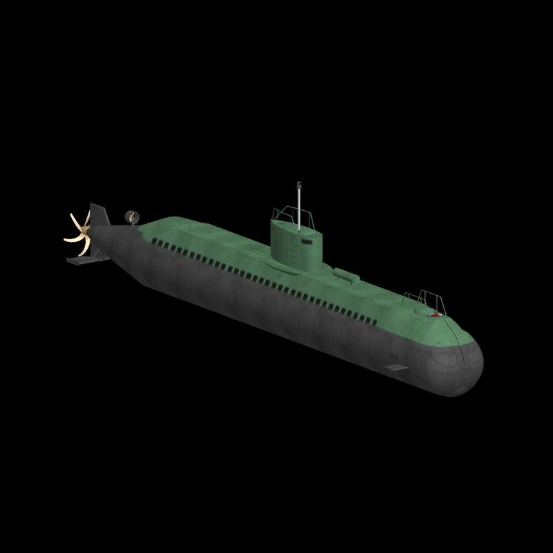 Ghadir Class / Yono Class Submarine
