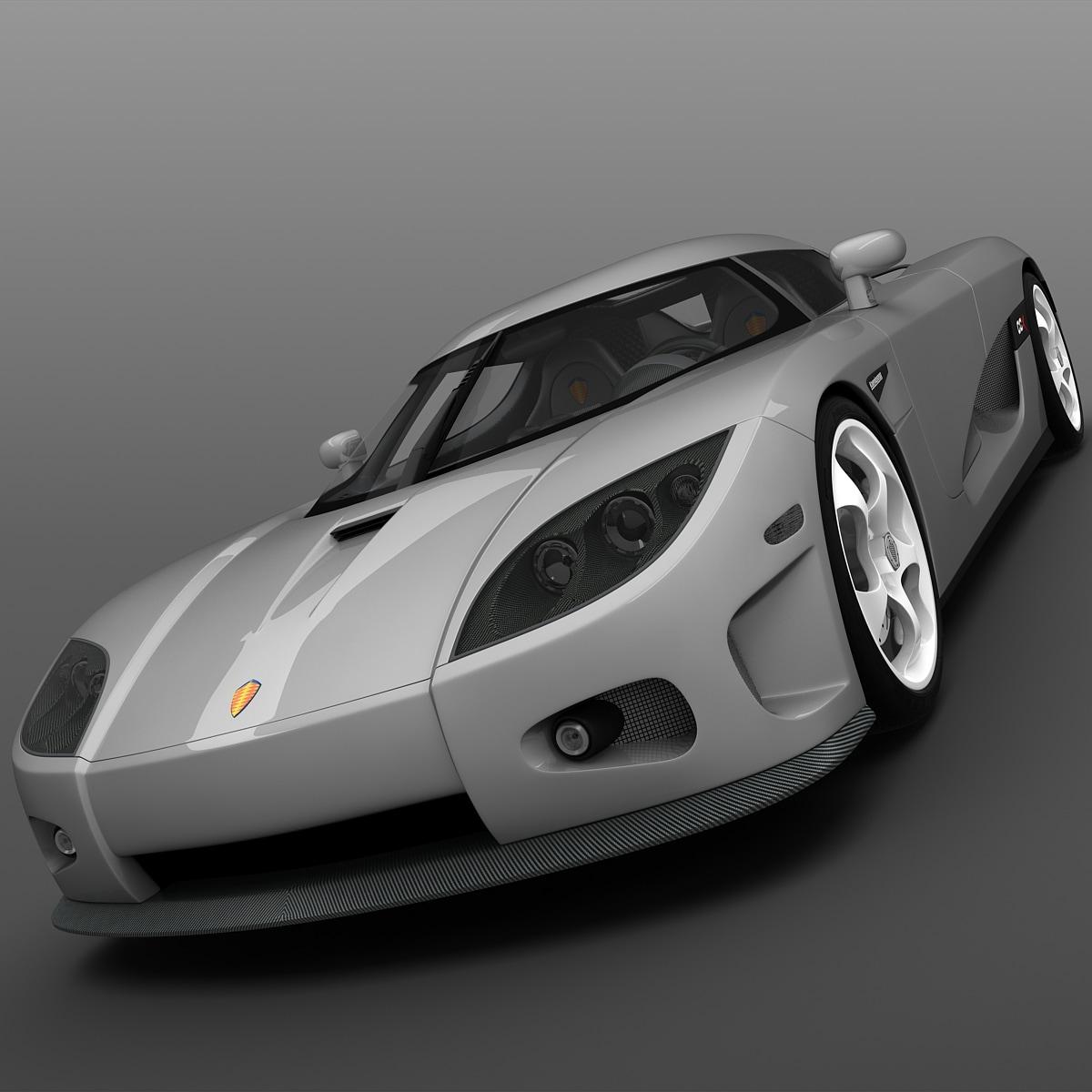 Super Car Koenigsegg CCX