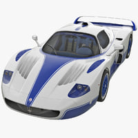 MC 3D models