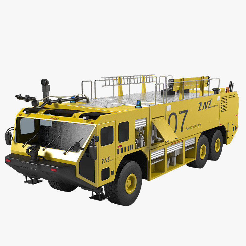 Oshkosh airport striker 3000 truck car emergency ARFF fire fireman equipment.jpg