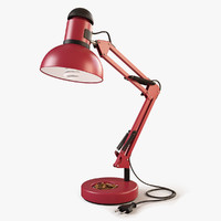 Desk Lamp 3D models