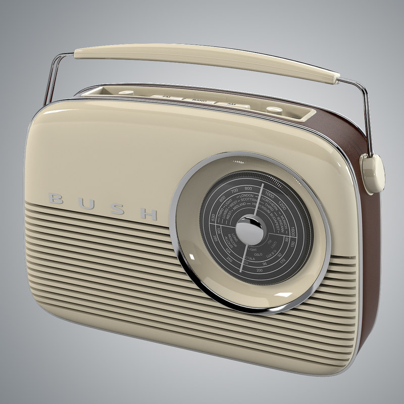 b Bush vintage old retro radio audio speaker designer elegant art deco pleer 0001.jpg