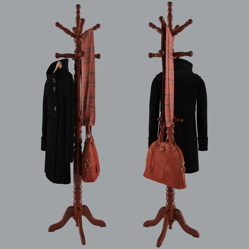 Rack With Coat On Hanger, Bag and Scarf_.jpg