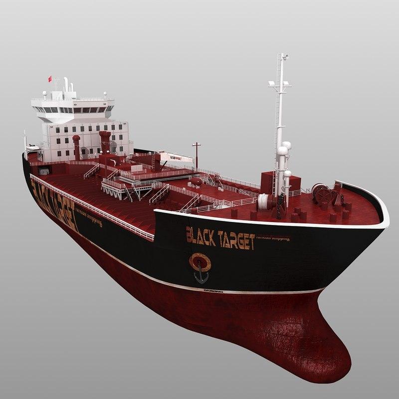 Oil Ship