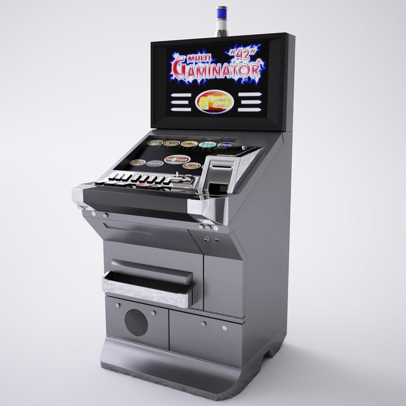 Slot Machine FV680 Gaminator