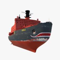 icebreaker 3D models