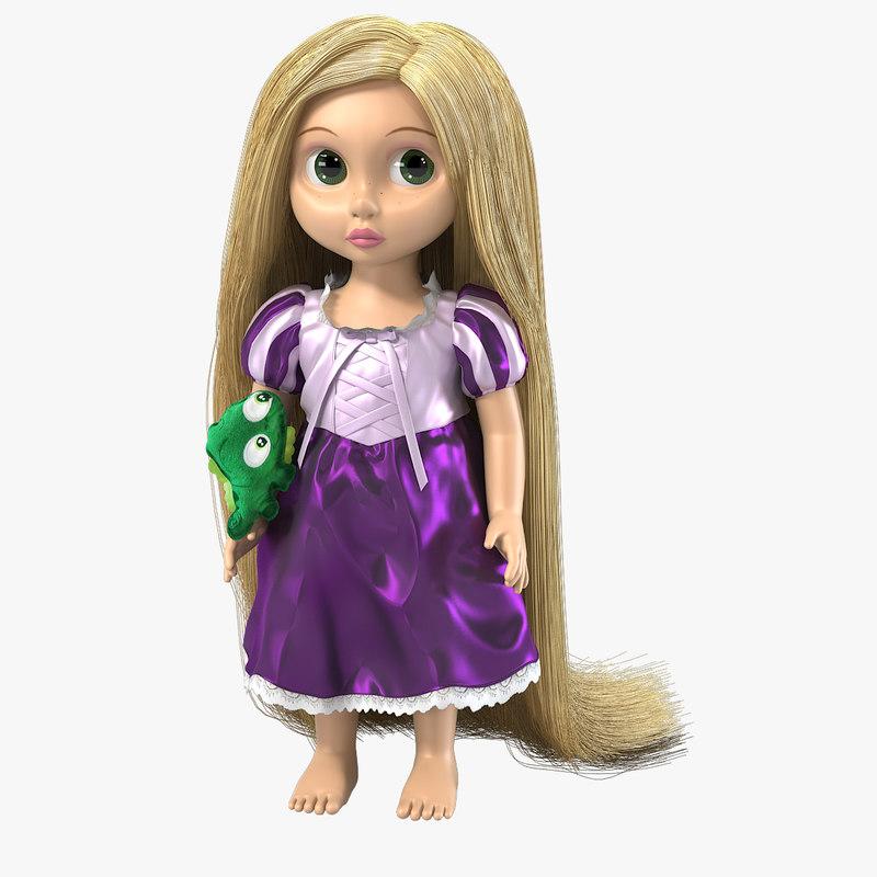 a rapunzel toy doll girl disney children hair tall play beauty cartoon lady magic 000 4.jpg