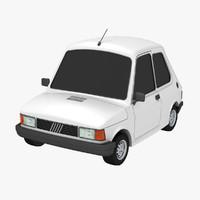 Fiat 147 3D models