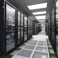 server room 3D models