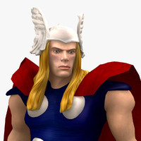 Thor 3D models