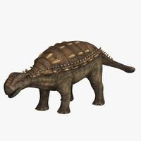 Ankylosaurus 3D models