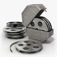 film 3D models