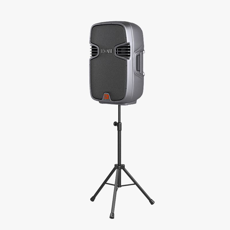 A JBL EON 315 Portable Self-Powered Two-Way Bass Reflex Design Speaker Professional hi-fi loudspeakers  dj Tripod stand clun equipment.jpg
