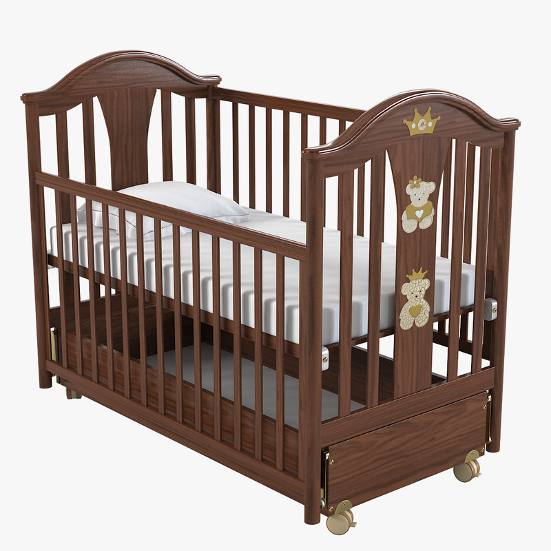 a Capriccio Pali baby bed little ones kid boy 0001.jpg