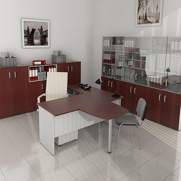 Office 19 3D Models