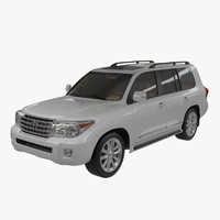Land Cruiser 3D models