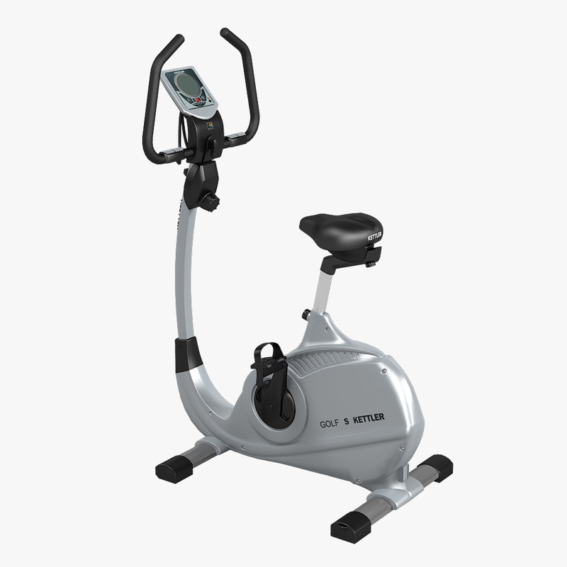 a Kettler golf s pro exercise gym training sport bike bicycle cardio fitness.jpg