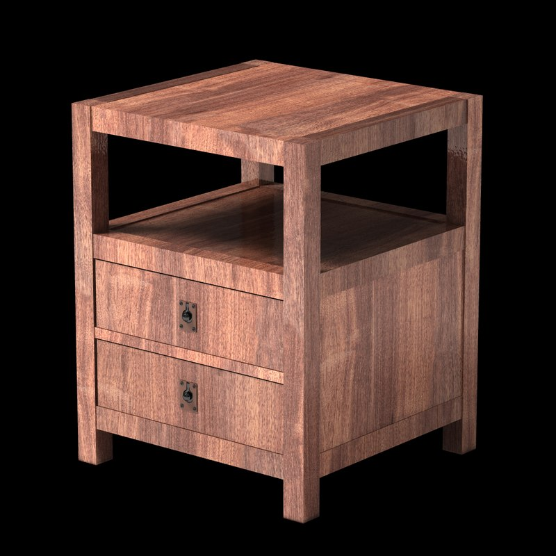 Wood End Table Main Dark.png