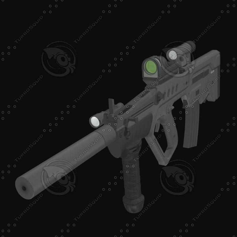 Tavor CTAR Assault Rifle