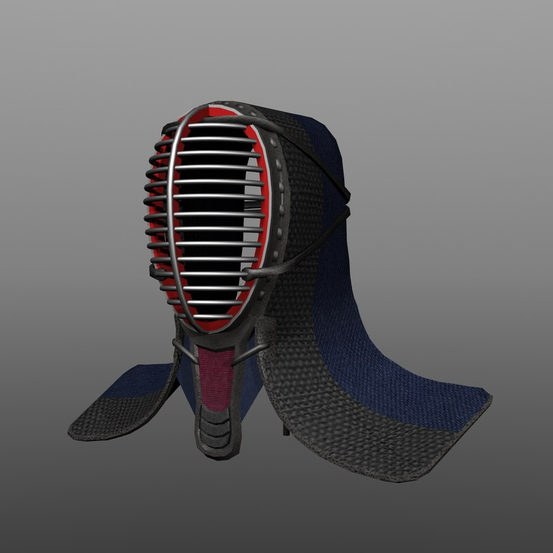 Kendo Headgear