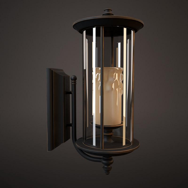 Lamp Savoy Chestatee
