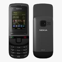 Nokia c2-05 3D models
