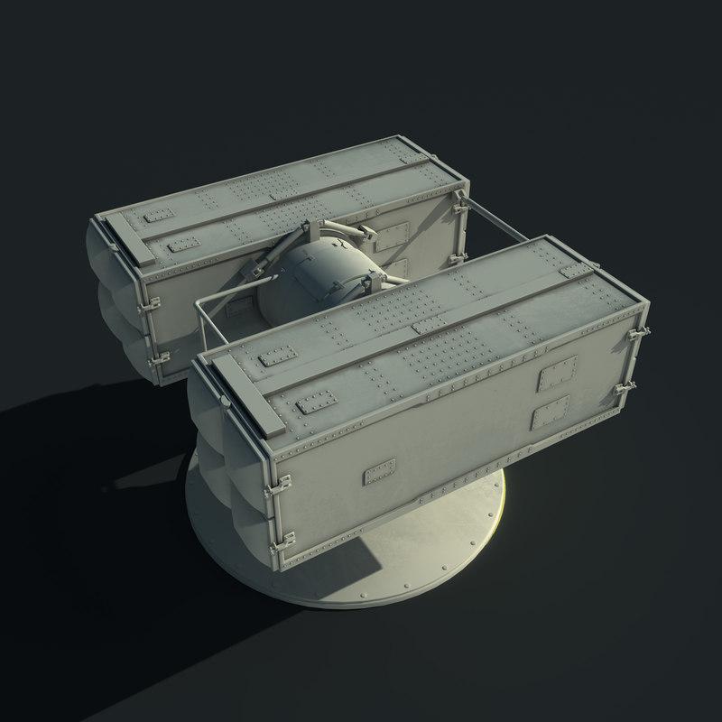 RIM-7 Sea Sparrow