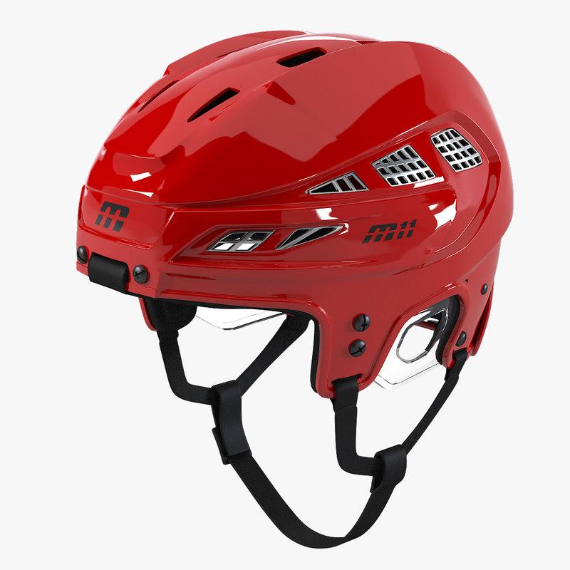 a Hockey helmet sport ice professional hat 0001.jpg