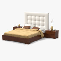 bedroom housewares 3d models