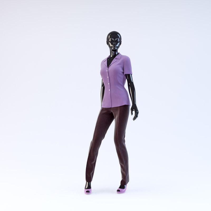 Showroom Mannequin 07