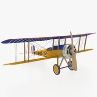 biplane 3D models