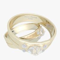 Wedding Ring 3D models