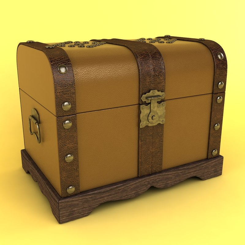 Colonial Trunk