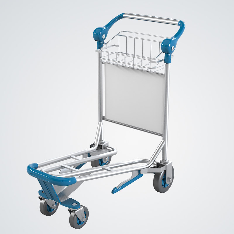 Airport Baggage Cart images