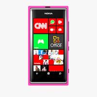 Nokia Lumia 505 3D models