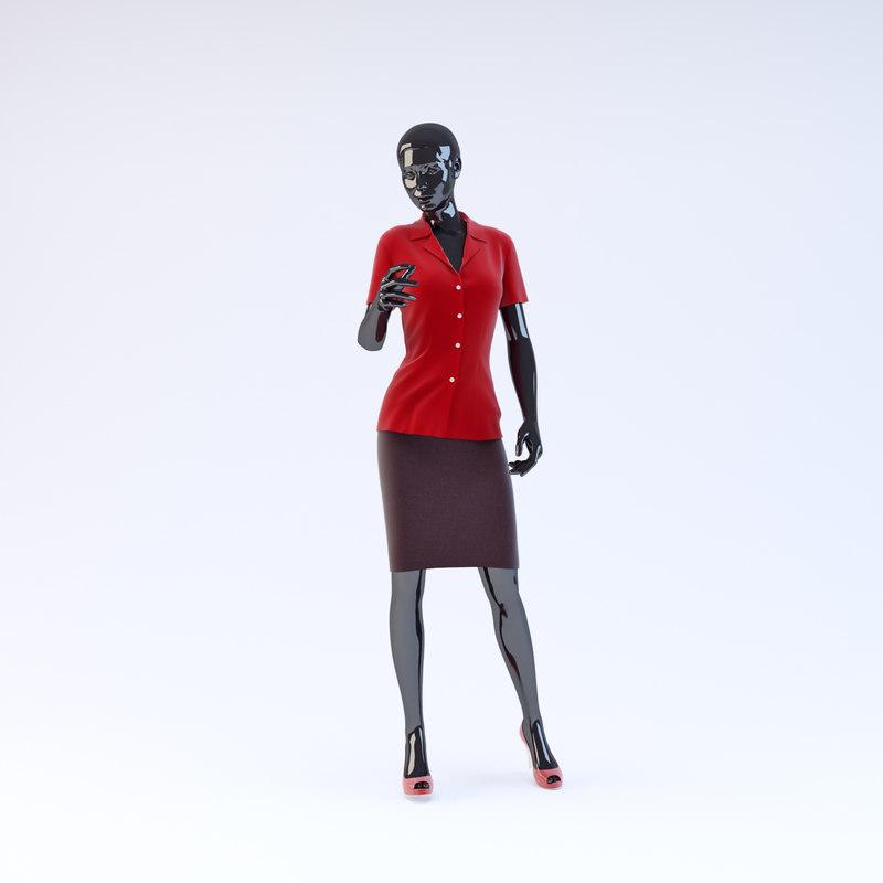 Showroom Mannequin 14
